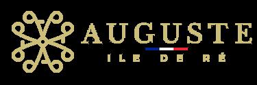 Logo Auguste Ile de Ré