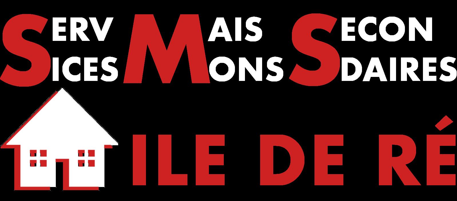 Logo Conciergerie SMS Ile de Ré